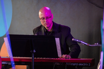 Steve Wood Organ Quartet - New Way Bar