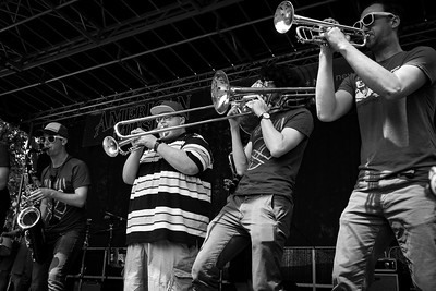 Ten Man Brass Band