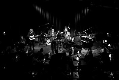 The Marc Seales Quintet.