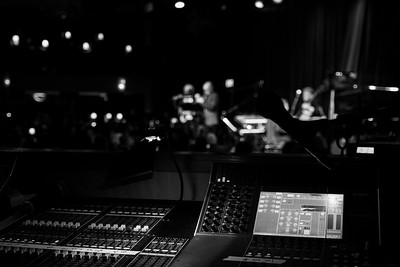The Sound Board at Jazz Alley