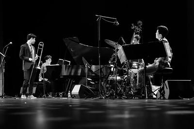 The Bellevue High School Jazz Combo