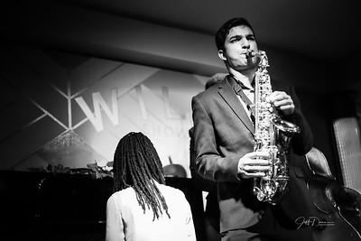 Trunino Lowe Quintet - Willis Show Bar - 10-20-2018