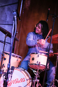 Trunino Lowe Quintet - Cliff Bell's - 5-23-2018