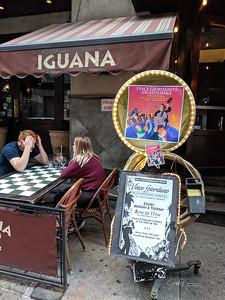 Vince Giordano & the Nighthawks - Iguana, NYC 9-23-2019