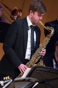 Wayne State Jazz Big Band II - 4-13-2017