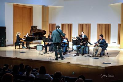 Wayne State Jazz Guitar Ensemble III - 11-7-2019