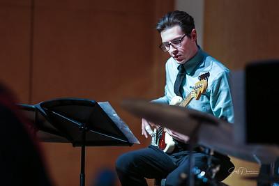 Wayne State Jazz Guitar Ensembles I and II - 11-14-2019