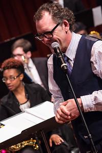 Wayne State Jazz Band I - Mondays at the Max 4-10-2017