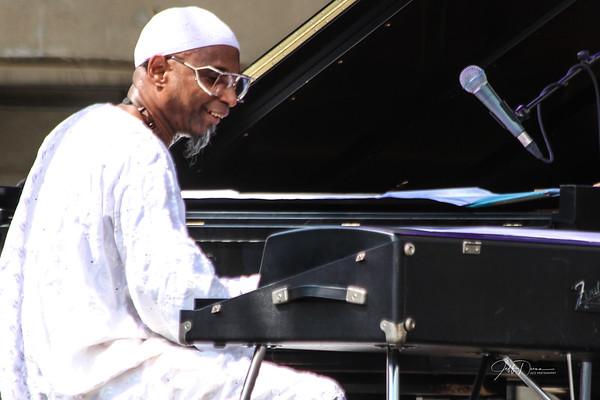 Wayne State / Omar Sosa - Detroit Jazz Festival 2018