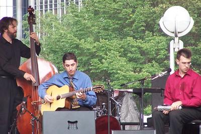 Hot Club of Detroit - Detroit Jazz Festival 2006