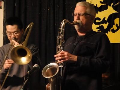 Terry Kimura, Steve Wood