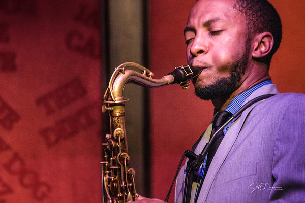 Marcus Elliot Quartet - Dirty Dog Jazz Cafe - 2015-11-19