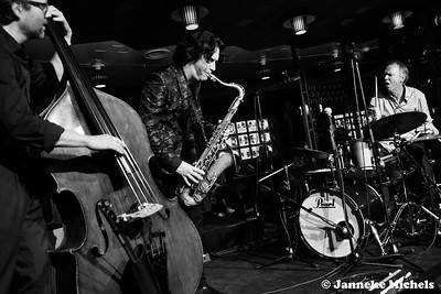Yuri Honing en band