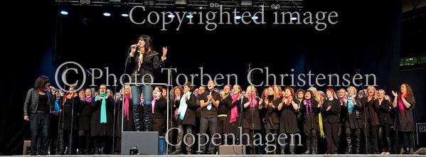 Gospel i Tivoli 2010