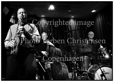Stan Getz Tribute , Mads Vinding, George Robert, Ole Kock Hansen, Montmartre 2010