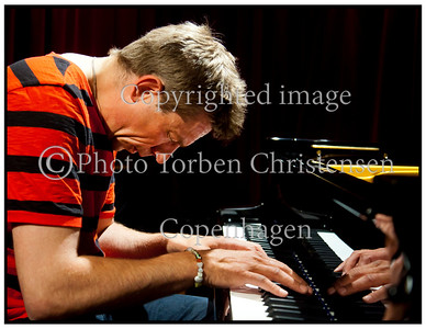 Carsten Dahl Trio Jazzhus Montmartre 2011