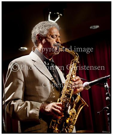 Jazzhus Montmartre,  Charles McPherson, Søren Kristiansen, Soeren Kristiansen, Thomas Ovesen, Alex Riel