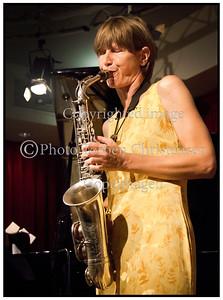 Christina Von Bülow Jazzhus Montmartre 2011