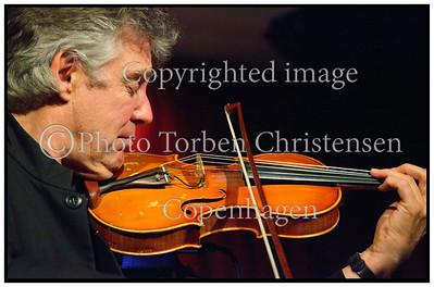 Didier Lockwood / Niels Lan Dokey Quartet i Jazzhus Montmartre 2010.