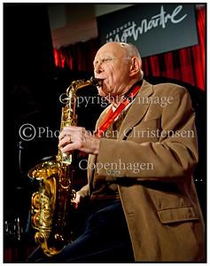 Herb Geller Jazzhus Montmartre 2011