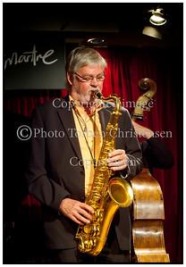 Jesper Thilo Jazzhus Montmartre 2011