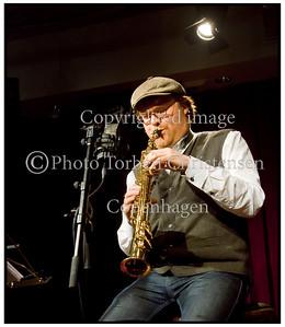 Kenny Werner,  Benjamin Koppel Jazzhus Montmartre 2011