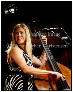 Kristin Korb Jazzhus Montmartre 2011