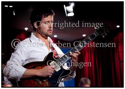 Michael Felberbaum Quartet i Jazzhus Montmartre 2011