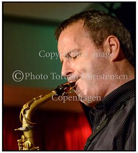 Alex Riel Special Quartet Montmartre 2012