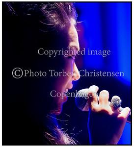 Birgitte Soojin i Huset, Jazz Club Paradise 2012