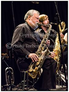 Evan Parker Jazzhouse 2012