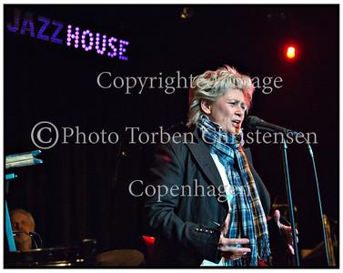 Gitte Hænning Jazzhouse 2012