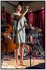 Gretchen Parlato Quintet i Jazzhus Montmartre fredag 5, oktober 2012. Gretchen Parlato - vocal, Taylor Eigsti - piano, Burmiss Travis- bas, Kendrick Scott - trommer. Photo: Torben Christensen © Copenhagen<br />    ------   <br /> Gretchen Parlato Quintet in Jazzhus Montmartre Friday 5 October 2012. Gretchen Parlato - vocal, Taylor Eigsti - piano, Burmiss Travis- bass, Kendrick Scott - drums.. Photo: © Torben Christensen © Copenhagen