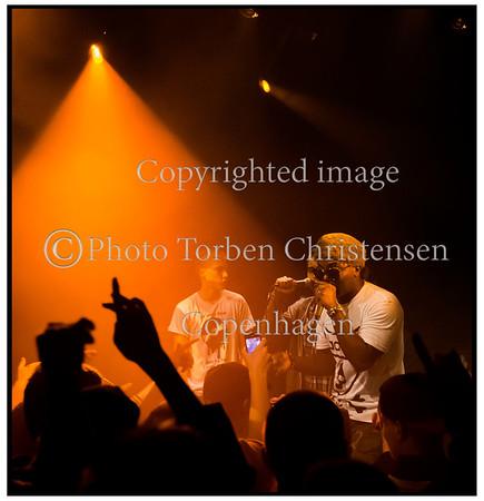 Hopsin & Funk Volume på scenen i JazzHouse torsdag 15. november 2012  Photo: Torben Christensen @ Copenhagen   <br /> ------   <br /> Hopsin and Funk Volume on stage at Jazz House Thursday, November 15, 2012 Photo: @ Torben Christensen @ Copenhagen