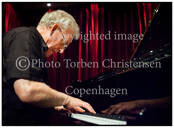 Copenhagen Jazz Festival 2012. Taylor / Vinding / Riel på scenen i Jazzhus Montmartre 12. juli 2012. John Taylor (piano / UK) Mads Vinding (bass / DK) Alex Riel (drums / DK)<br />    ------   <br /> Copenhagen Jazz Festival 2012. Taylor / Vinding / Riel on stage in Jazzhus Montmartre July 12, 2012. John Taylor (piano / UK) Mads Vinding (bass / DK) Alex Riel (drums / DK) Photo: © Torben Christensen © Copenhagen