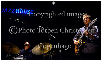 Jonathan Kreisberg Jazzhouse 2012