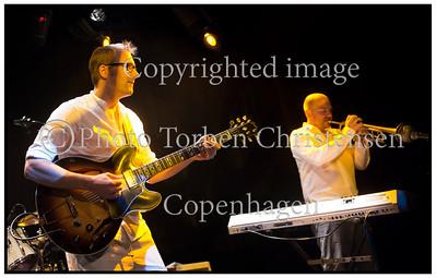 Mezzoforte Jazzhouse 2012