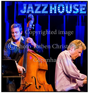Thomas Clausen Trio Jazzhouse 2012