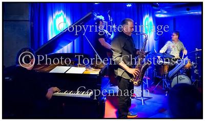 Carl Winther Trio feat. Jerry Bergonzi i Paradise Jazz 2013