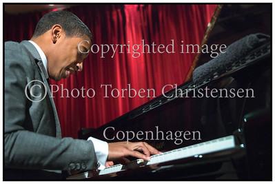 Christian Sands Trio Montmartre 2013