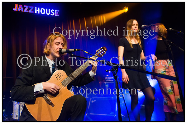 Christopher Owens  på scenen i Jazzhhouse lørdag 2. marts    Photo Torben Christensen@Copenhagen------<br /> Christopher Owens on stage in Jazzhhouse Saturday, March 2    Photo: © Torben Christensen © Copenhagen