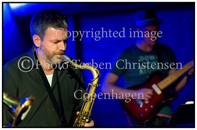 Claus Waidtløw Paradise Jazz 2013