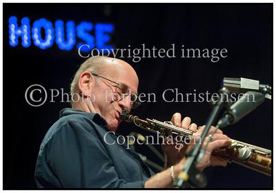 David Liebman  Jazzhouse 2013