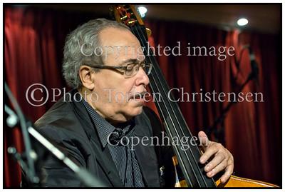 Eddie Gomez Trio Montmartre 2013