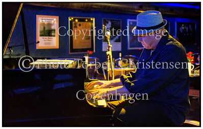 Jan Kaspersen Trio paradise Jazz 2013