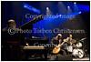 Vinterjazz 2013. Jason Moran Bandwagon på scenen i Jazzhouse søndag 17. februar 2013. Jason Moran (piano) Tarus Mateen (bas) Nasheet Waits (trommer)  Photo: Torben Christensen @ Copenhagen
