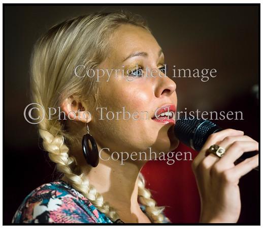 Malene Mortensen, Tony Tixier