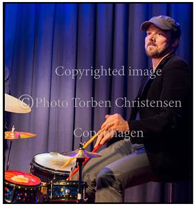 Mortens Aften i Paradise Jazz 2013