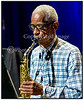 Vinterjazz 2013. Den amerikanske saxofonist Roscoe Mitchell  på scenen i Jazzhouse onsdag 6. februar 2013 <br /> Photo: Torben Christensen @ Copenhagen<br /> ------<br /> Winter Jazz 2013. The American saxophonist Roscoe Mitchell on stage at the Jazz House Wednesday, February 6, 2013  Photo: © Torben Christensen © Copenhagen
