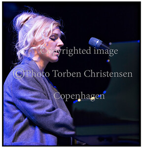 Agnes Obel Fredagsrock Tivoli 2014
